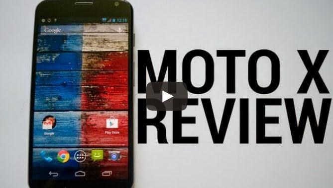 Motorola Moto X Full Review