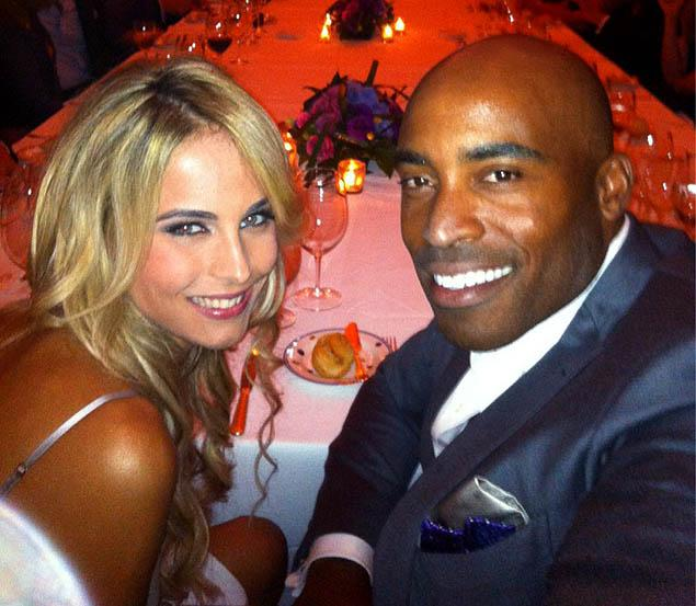The Other Paper Tiki Barber Gets Married 8 Days After border=