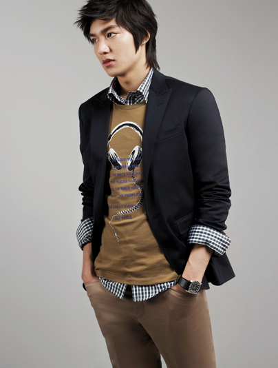 Street Fashion☻Lee Min Ho