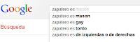 Zapatero es...