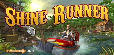 Shine Runner game đua thuyền cao tốc trên sông cho android - 21847