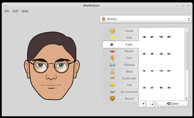 create cool avatars with MeMaker