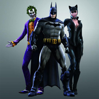 Injustice - Gods Among Us: DLC de Arkham City