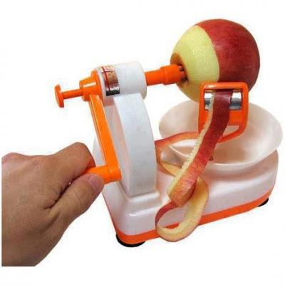 الة لتقشير التفاح