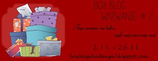 Wyzwanie BoxBlog
