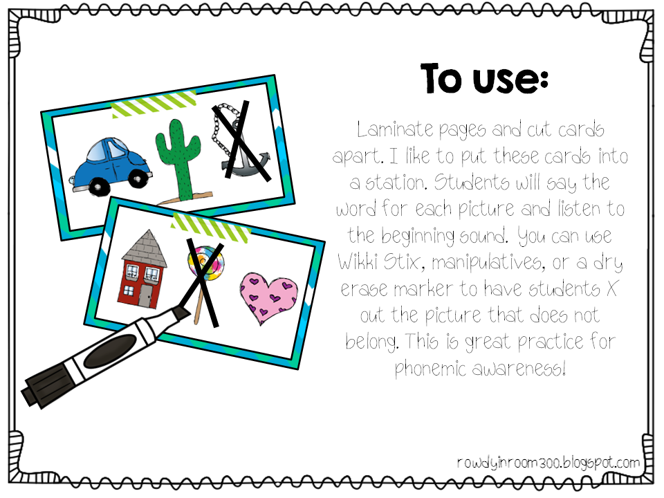 http://www.teacherspayteachers.com/Product/Phonemic-Awareness-Auditory-Discrimination-1524277