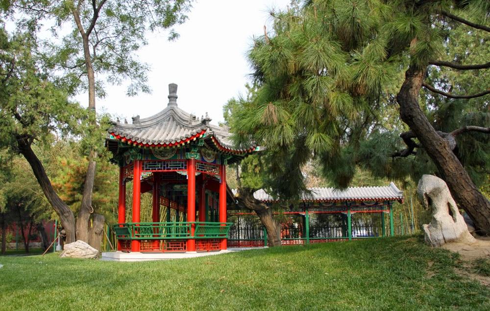 Zhongshan Park Peking