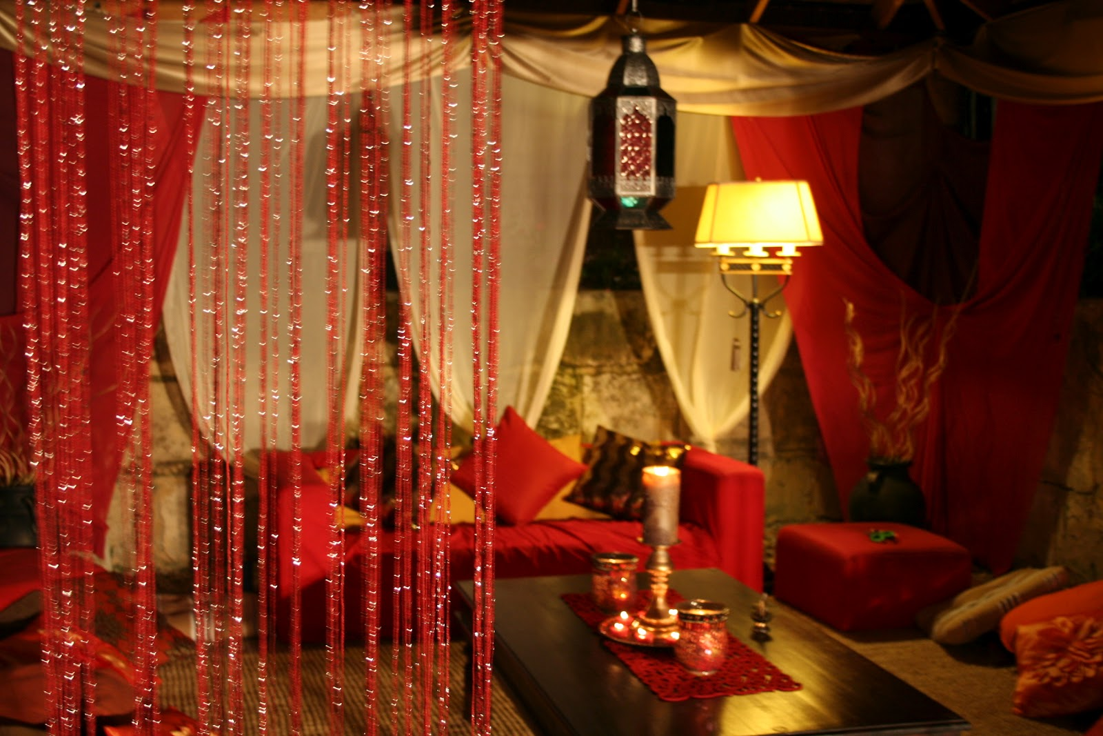 Elody events party planning arabian nights for Arabian decoration
