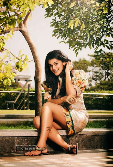 Actress Tapsee Photoshoot