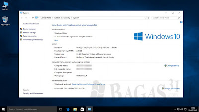 Windows 10 Final Full Version AIO (Home & Pro Edition) Official Terbaru July 2015