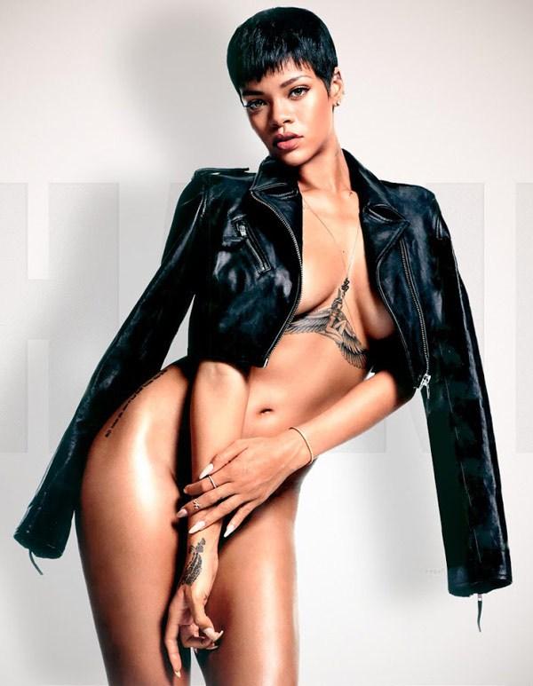 Rihanna (Courtesy of GQ)