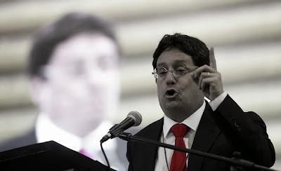 Francisco Santos alcaldia de Bogotá | Copolitica