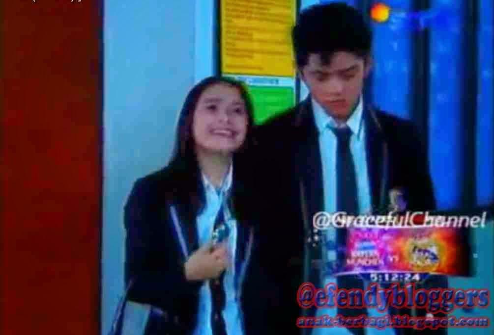 Foto Adegan Romantis Aliando Syarief Dengan Prilly Latuconsina Di GGS SCTV