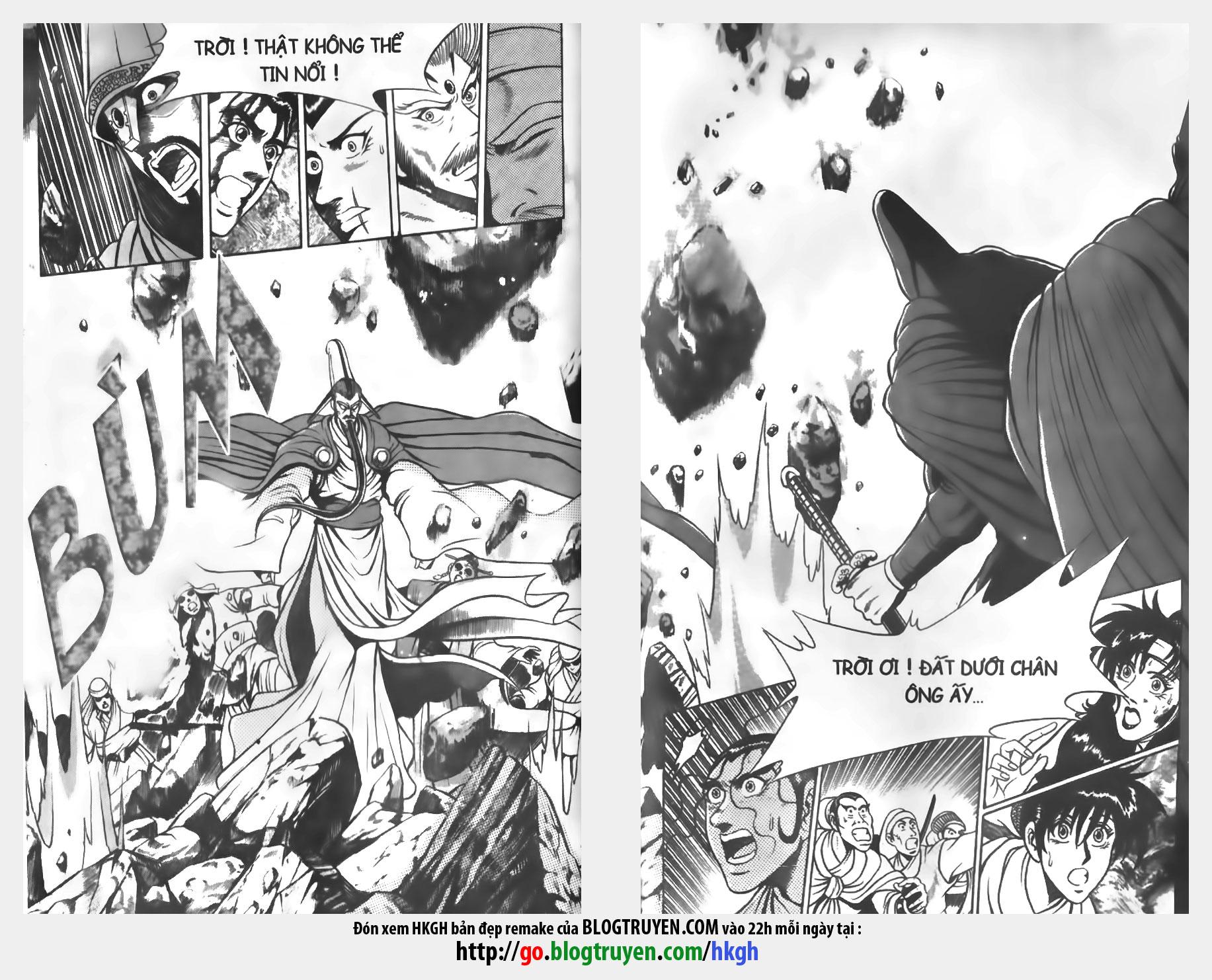 Hiệp Khách Giang Hồ - Hiệp Khách Giang Hồ Chap 065 - Pic 10