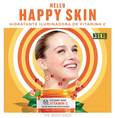 The Body Shop presenta su nueva linea de VIT C‏