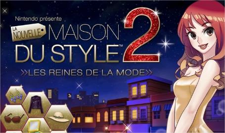Jegeekjeplay 3ds bundle la nouvelle maison du style 2 - La nouvelle maison du style 2 ...
