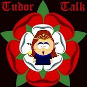 Click on the image to find Tudor Talk!