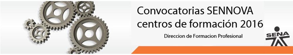 CONVOCATORIA INNOVACION 2016