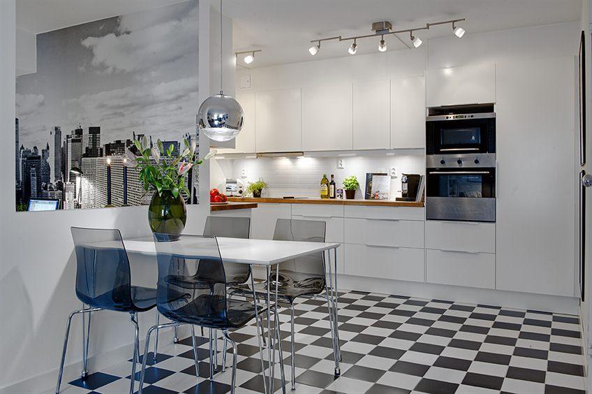 Blog achados de decora o um dos apartamentos mais for Fotos de apartamentos bonitos