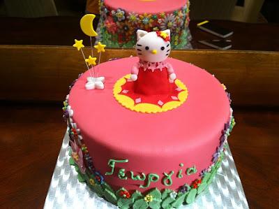 Δημιουργικές τούρτες