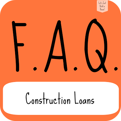 Landon homes faq how does a construction loan work for How does financing work when building a home