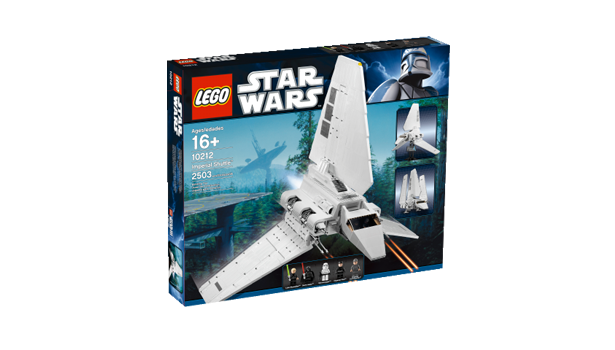 Satrio Nareswara Wrihatnolos Website Lego Star Wars Product