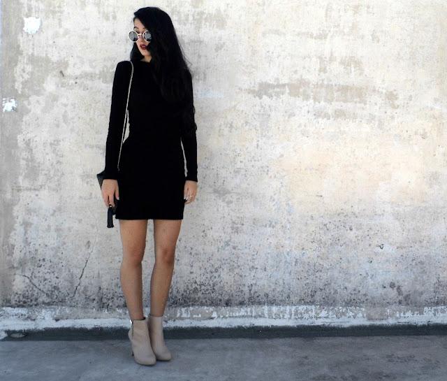 mini bodycon dress outfit