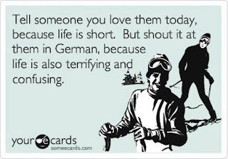 love in German