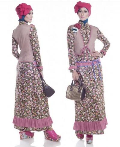 10 Model Baju Muslim Remaja 2016 Koleksi Baju Gamis