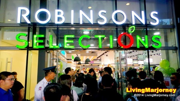 Robinsons Selections in BGC