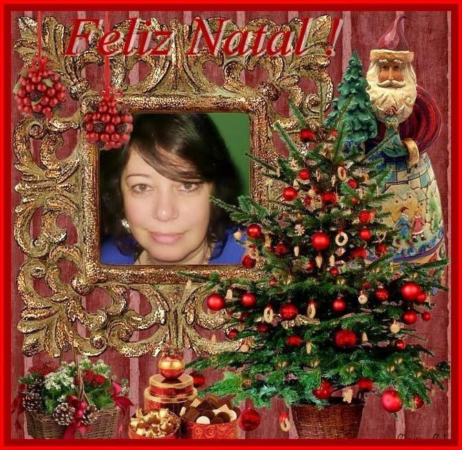 Ganhei da amiga Marcia Morais. Beijos e Feliz Natal para você e para todos!