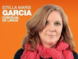 Stella García Concejal
