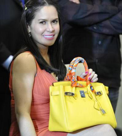 black and hermes brown bag - Celebrity Fashion Talk: Famous Pinoy Celebrities with Hermes bag