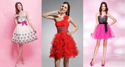 Fashion Good: Mais modelos vestidos de festa para adolescentes - Moda ...