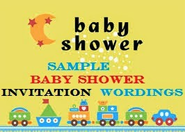 Sample Baby Shower Invitation Wordings