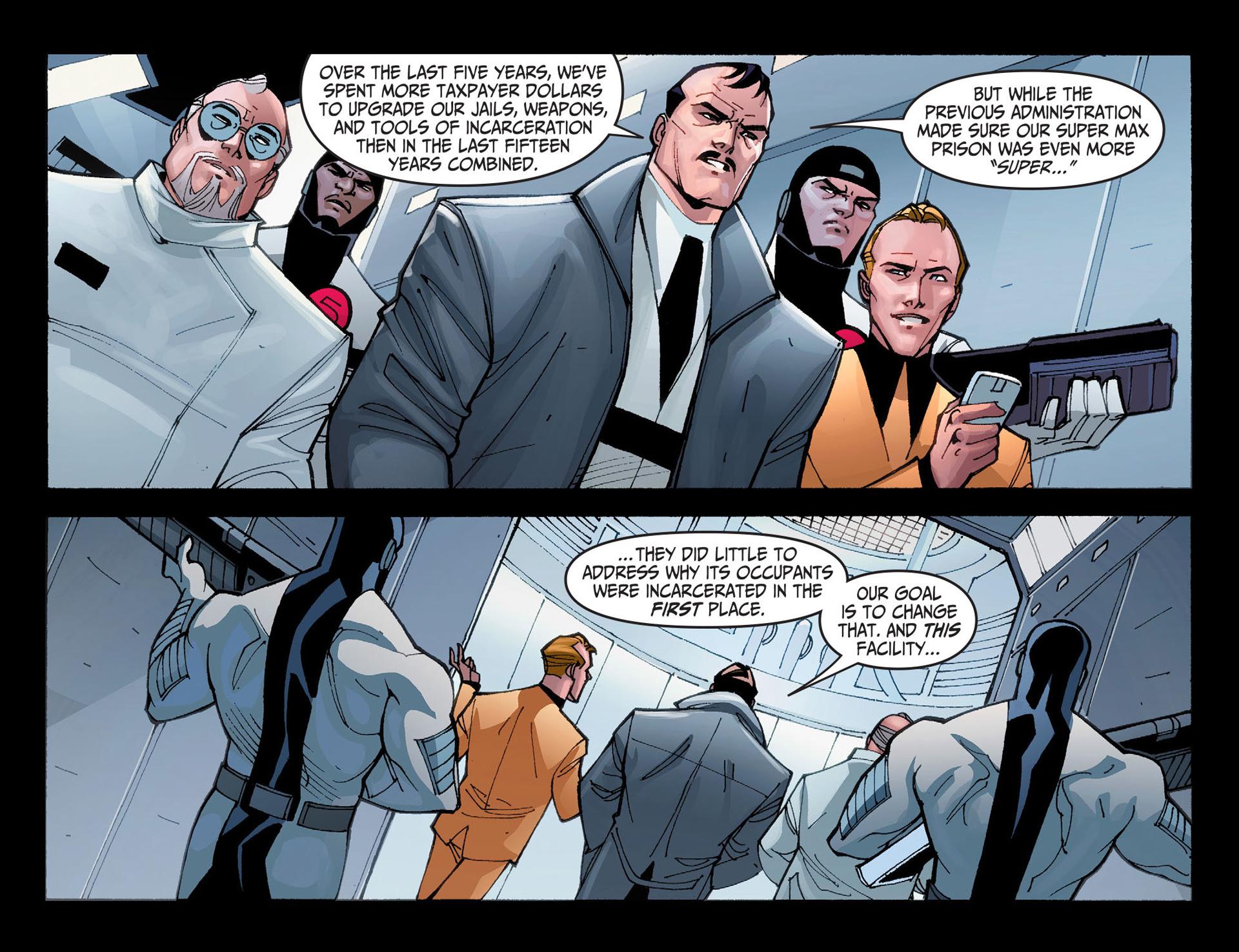 Batman Beyond 2.0 #1 #40 - English 4
