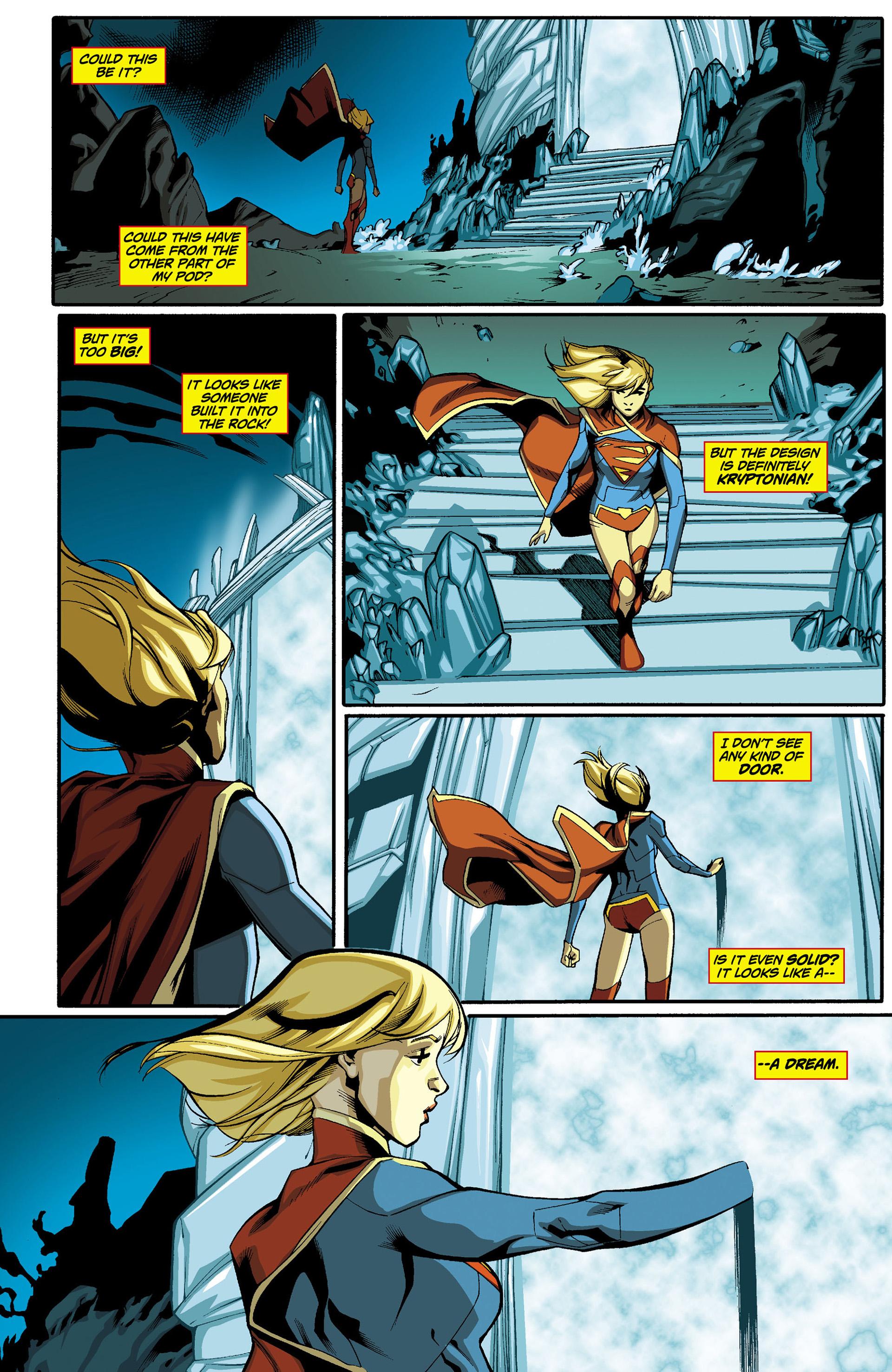 Supergirl (2011) Issue #12 #14 - English 17