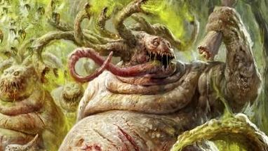 New Beasts of Nurgle shown