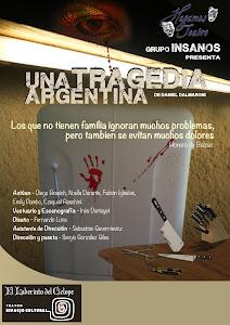 UNA TRAGEDIA ARGENTINA
