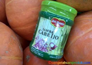 Harga Saus Sambal Delmonte, Kokita, Dua Belibis dan Indofood Terbaru 2015