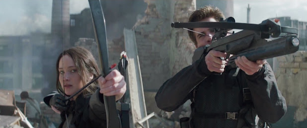 'The Mockingjay Lives' Final Trailer For 'Mockingjay - Part 1' Debuts