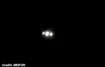 Low Flying Triangular Shaped UFO Over Valley Forge, PA 1-12-15