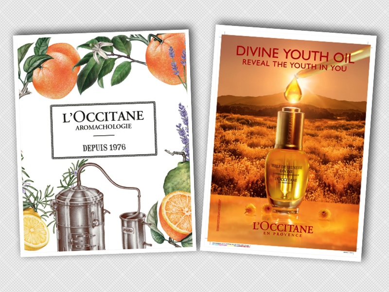 NAJAVA: L'Occitane Aromakologija i Divine