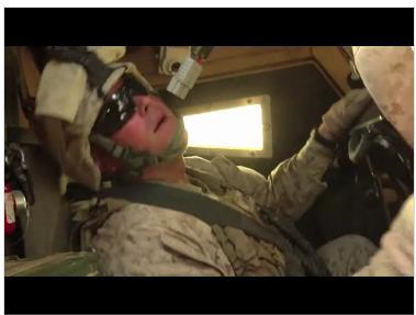 Marine  TV