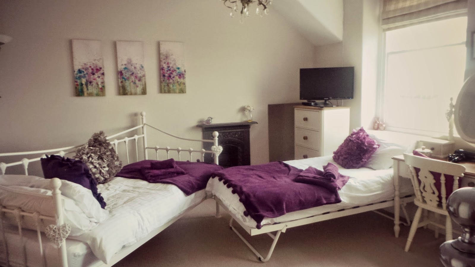 Sykes Cottage Arnside Bedrooms