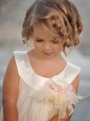Peinados infantiles 2014 look niñas