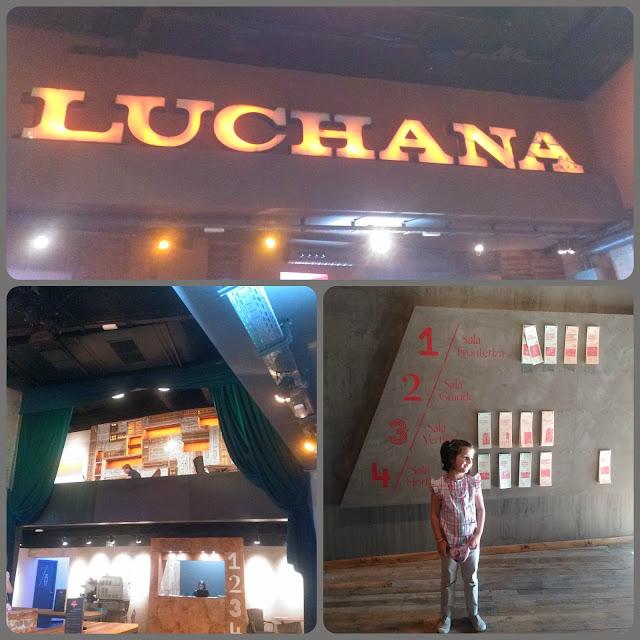 Teatros de Luchana