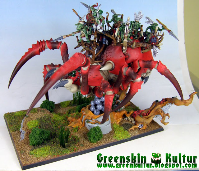 Citadel Gigantic Spider Model photo