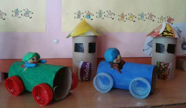cute and fun recycle craft ideas for kids