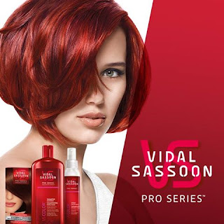 High Value $4 Off Vidal Sassoon Professionals Coupon